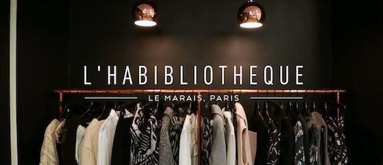magasin pas cher Paris - L'Habibliothèque