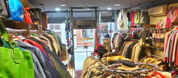 magasin pas cher paris - rag vintage