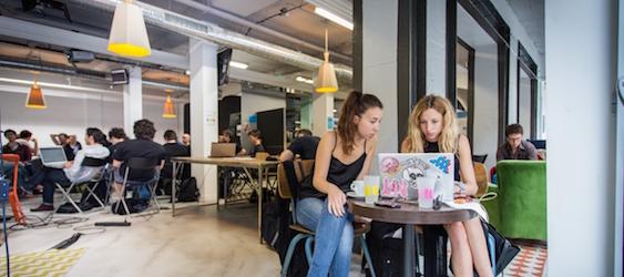 Numa - Coworking Paris - Intripid