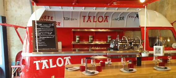 TALOA - Foodtruck Paris - Intripid