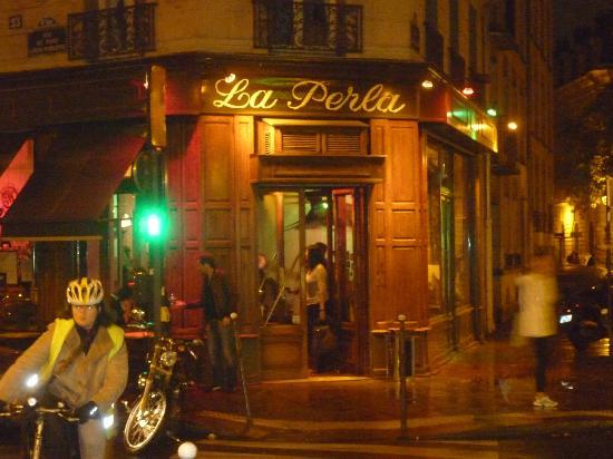 la perla - Bar latino Paris - Intripid