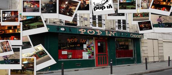 Pop in Paris