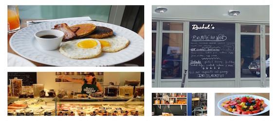 Rachel restaurant americain a paris