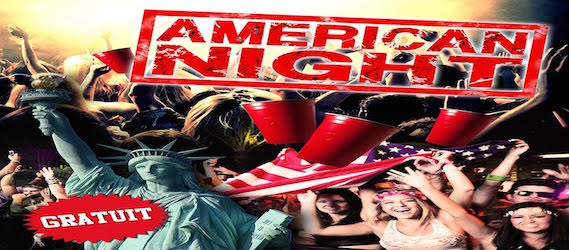 California Avenue * American Night Intripid Top 8 des boîtes de nuits gratuites