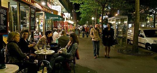 Les meilleurs quartiers où sortir à Paris - Grands Boulevards blog Intripid