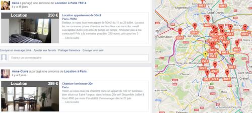 Se loger pas cher à Paris - Location Coloc'