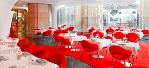 Top 10 des restaurants où draguer à Paris - Opéra Restaurant