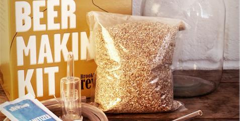 Top 10 des gadgets à offrir pour un anniversaire à Paris - Kit pour faire sa propre bière