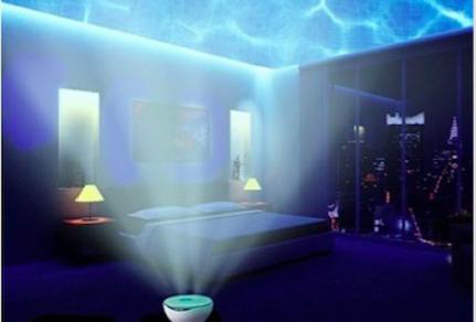 Top 10 des gadgets à offrir pour un anniversaire à Paris - Le projecteur océan