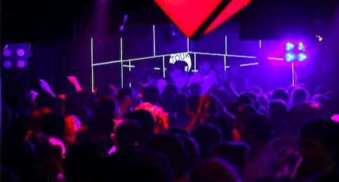 Les boites parisiennes aux meilleurs DJ - La Confiserie