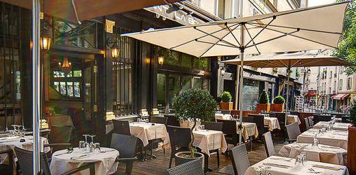 Top 10 des restaurants où draguer à Paris - La Bouteille d'Or