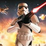Nouveau parcours sur le thème de Star Wars