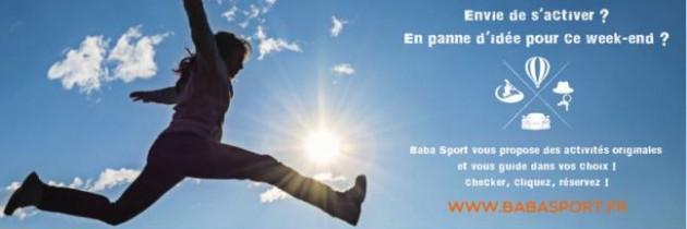 Babasport : activités insolites à Paris!