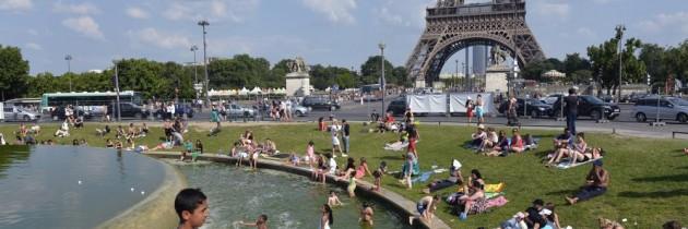 Que faire à Paris sous la canicule?