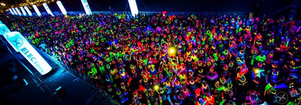electric run 1