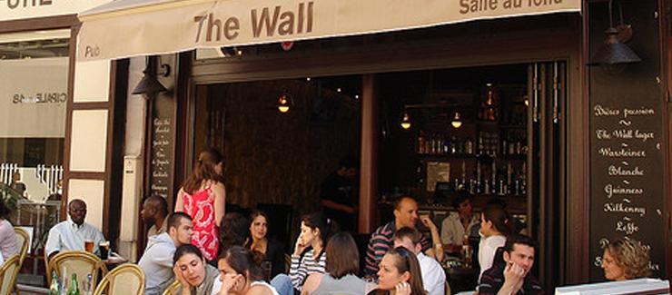 The-wall-paris
