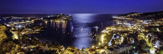 Les meilleures soirées de la Côte d'Azur