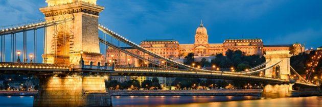 Un week-end parfait à Budapest