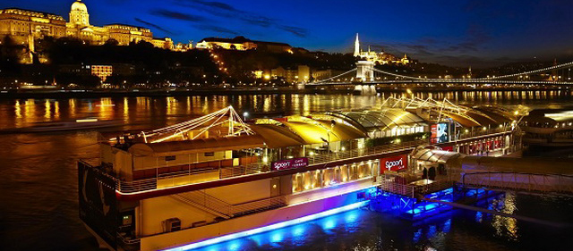 clombus jazz 1 Meilleures soirées Budapest