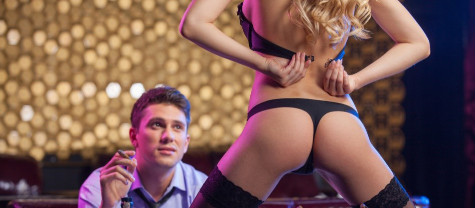 striptease - stag night in Budapest - Intripid blog