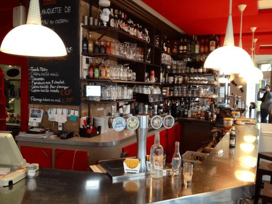 Carte Biere Cafe Titon