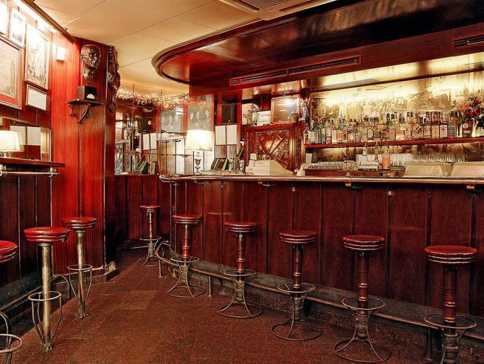 Boadas Cocktail Bar (BCN) http://www.worldsbestbars.com
