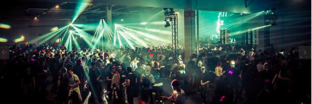 Les meilleurs soirées techno à Paris