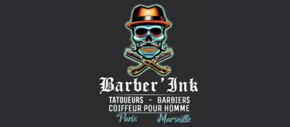 10 Barbiers à Paris - Barber'Ink