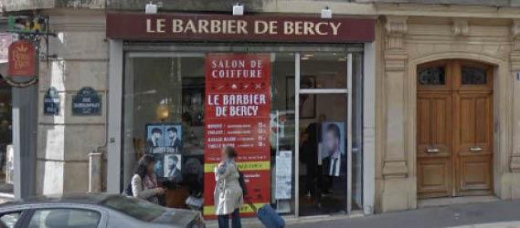 10 Barbiers à Paris - Le Barbier de Bercy