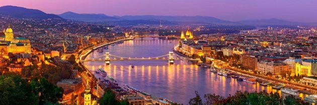 Les meilleures activités quand il fait chaud à Budapest