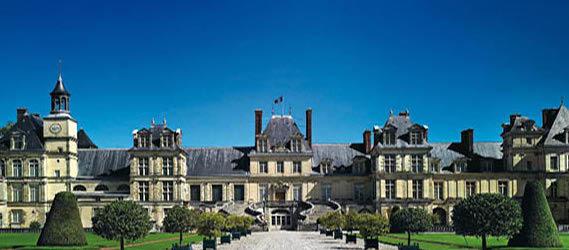 Se rafraîchir à Paris - Visiter des châteaux