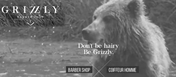 10 Barbiers à Paris - Grizzly BarberShop