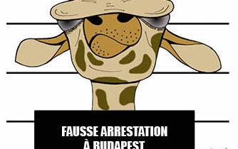 Fausse arrestation à Budapest