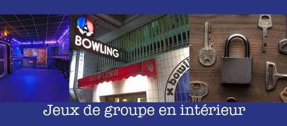 Se Rafraîchir à Paris - Faire des jeux de groupe en intérieur