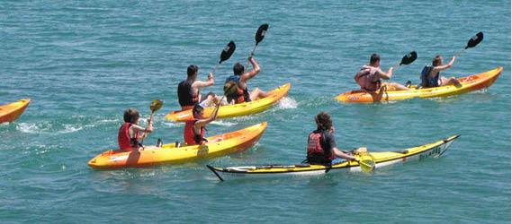 Top 10 des activités pour un EVG à Nice - Les activités en mer