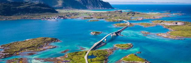 Top 8 des destinations de rêve où voyager pour pas cher en 2017