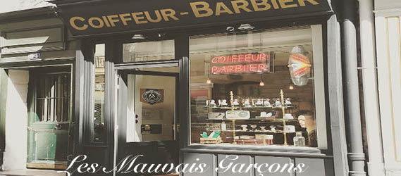 10 Barbiers à Paris - Les mauvais Garçons