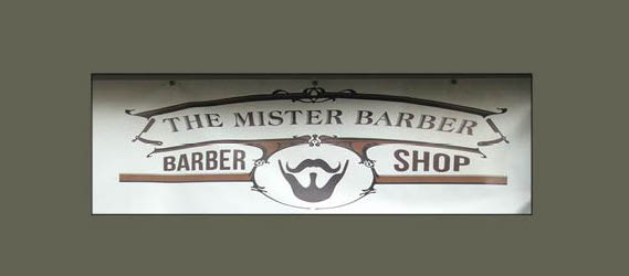 10 Barbiers à Paris - The Mister Barber