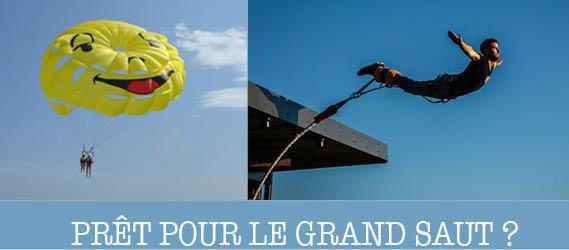 Top 10 des activités pour un EVG à Nice - Sensations Fortes
