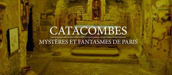 Se rafraîchir à Paris - Les Catacombe de Paris