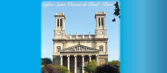 Se rafraîchir à Paris - Visiter des églises