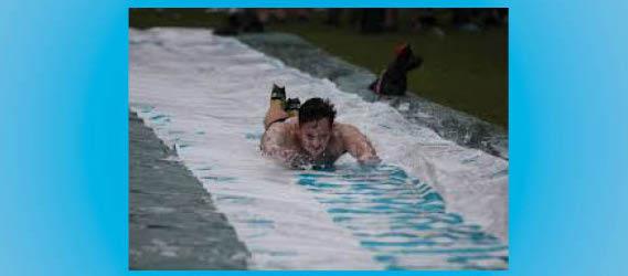 Jeux d'eau pour survivre à la canicule à Paris - Ventriglisse