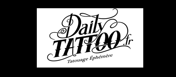 Tatouages éphémères à Paris - Daily Tattoo