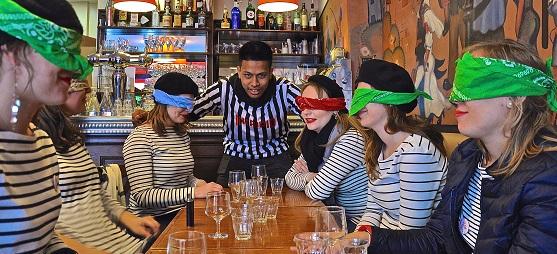 Parcours de défis Intripid dans des bars à Barcelone
