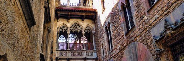 Que visitar en Barcelona: 7 lugares del Barrio Gótico