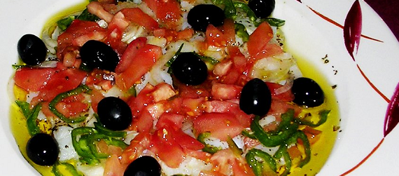 10 platos típicos de Cataluña-esqueixada Intripid