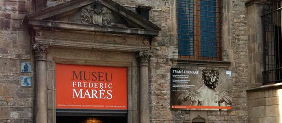 7 lugares que visitar en el barrio Gótico-Museo Federic Marès Intripid