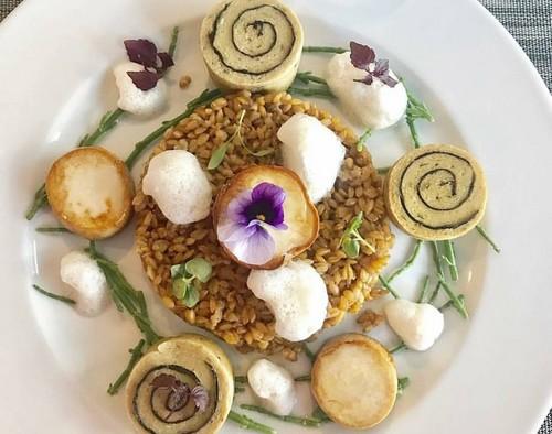 Gentlegourmet - meilleur restaurant vegan Paris