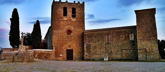 La ruta románica de Cataluña-monasterio de Santa Maria de Serrateix Intripid
