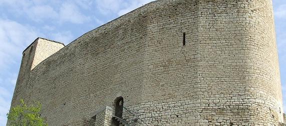 La ruta románica de Cataluña-castillo de Mur Intripid